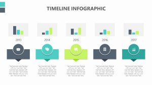 Timeline Infographic for PowerPoint