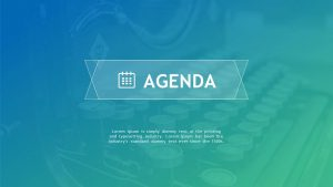 Agenda PowerPoint Slides