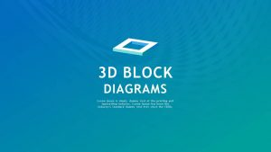 3D Block Diagrams