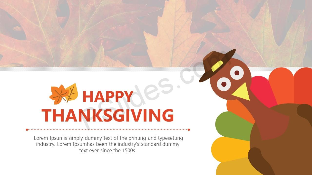 Free thanksgiving powerpoint template pslides thanksgiving powerpoint template 2 toneelgroepblik Images