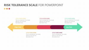 Risk Tolerance Scale for PowerPoint Slide 2