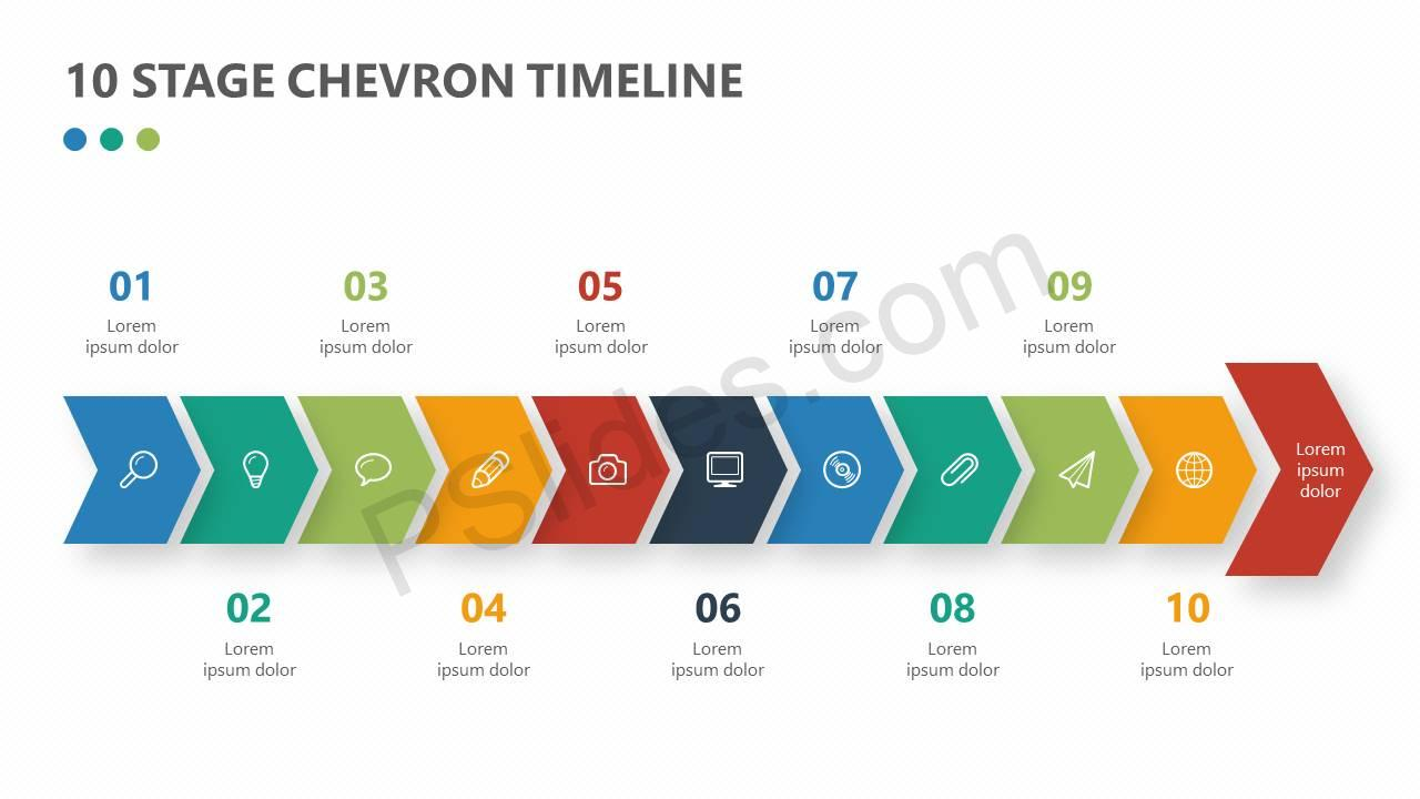 powerpoint templates chevron images powerpoint template