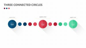 Three Connected Circles