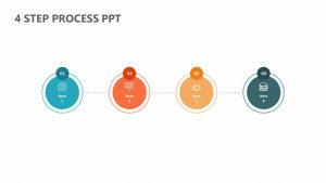 4 Step Process PPT