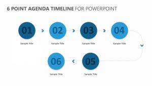 6 Point Agenda Timeline