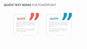 Quotes powerpoint template pslides you may also like business powerpoint template toneelgroepblik Images