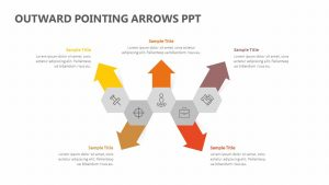 Outward Pointing Arrows PPT