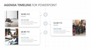 Agenda Timeline for PowerPoint