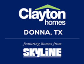 Clayton Homes of Donna Logo