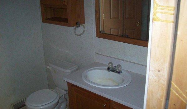 Patriot / Patriot 28x44 (202353) - Bathroom