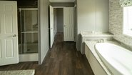Runner Series M-3603-H Oak Bathroom