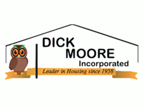 Dick Moore Housing Logo