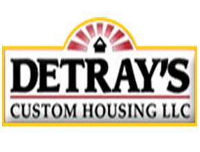 DeTray's Custom Housing Logo