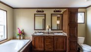 Dynasty Series The Fullerton 6745DT Bathroom