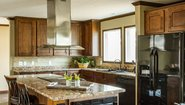 Dynasty Series The Fullerton 6745DT Kitchen