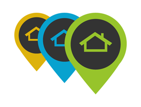 Oak Creek Homes Center Logo