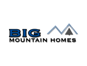 Big Mountain Homes Gillette Logo