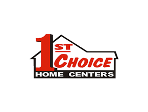 1st Choice Home Center Logo