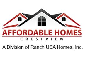 Affordable Homes of Crestview Logo