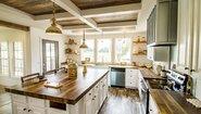 American Farm House The Lulamae B6041AFHA Kitchen