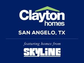 Clayton Homes of San Angelo Logo