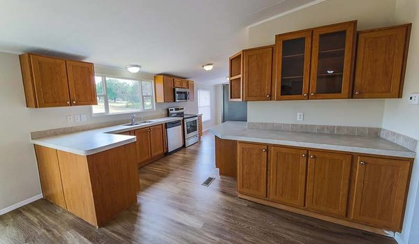 Land/Home Packages / LH-150 - Kitchen