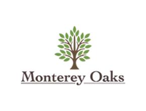 Hometown America Monterey Oaks Logo