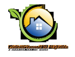 Custom Homes of St. Augustine Logo