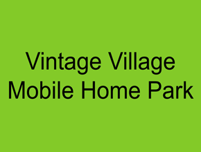Vintage Village Mobile Home Park Logo