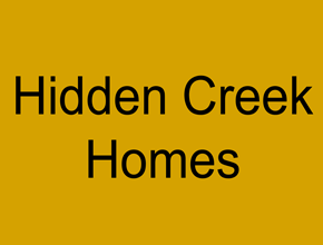 Hidden Creek Homes Logo
