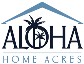 Blind-O-Corp - Aloha Home Acres Logo
