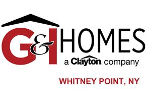 G & I Homes-Whitney Point Logo