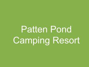 Patten Pond Camping Resort Logo