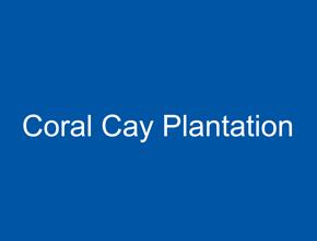 Coral Cay Plantation Logo