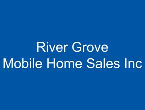 River Grove Mobile Home Sales Logo