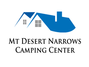 Mt Desert Narrows Camping Center Logo