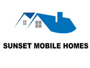 Sunset Mobile Homes Logo
