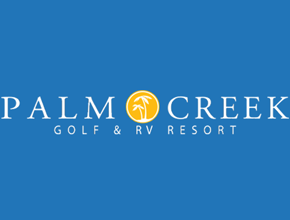 Palm Creek Golf & RV Resort Logo