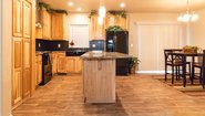 Champion Homes T-04583A Kitchen