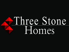 Three Stone Homes Logo