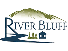 River Bluff Custom Homes Logo