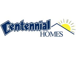 Centennial Homes of Dickinson Logo