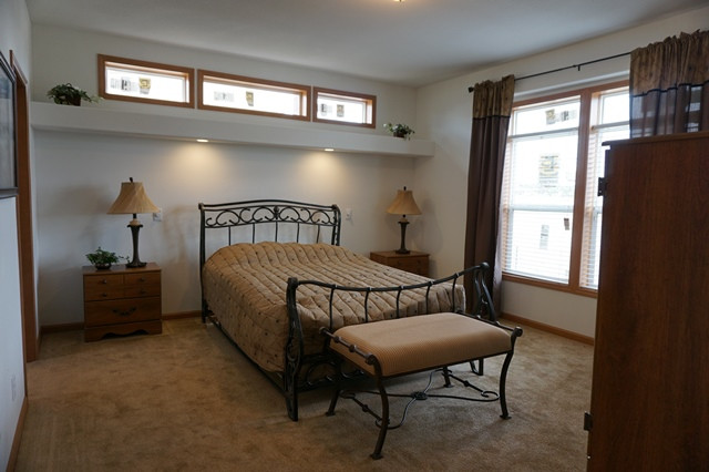 Centennial Homes / The Autumn Creek Modular - Bedroom