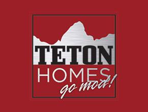 Teton Homes Logo