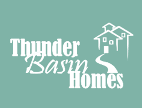 Thunder Basin Homes Logo