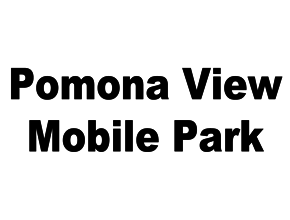 Pomona View Mobile Park Logo