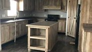 MD 28' Doubles Rustic MD-26 Kitchen