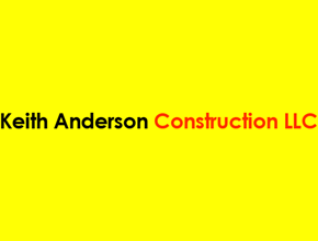 Keith Anderson Construction LLC Logo