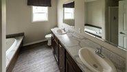 Franklin Blueberry Bathroom