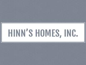 Hinn's Homes Chadron Logo